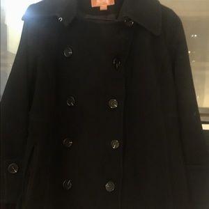 Black Michael Kors Peacoat - Size 6 Fits size 4.